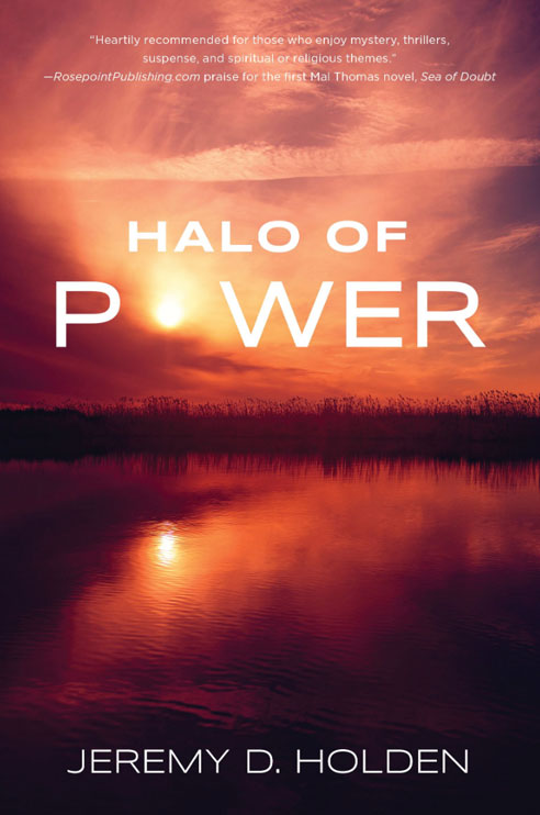 Halo of Power Book Cover